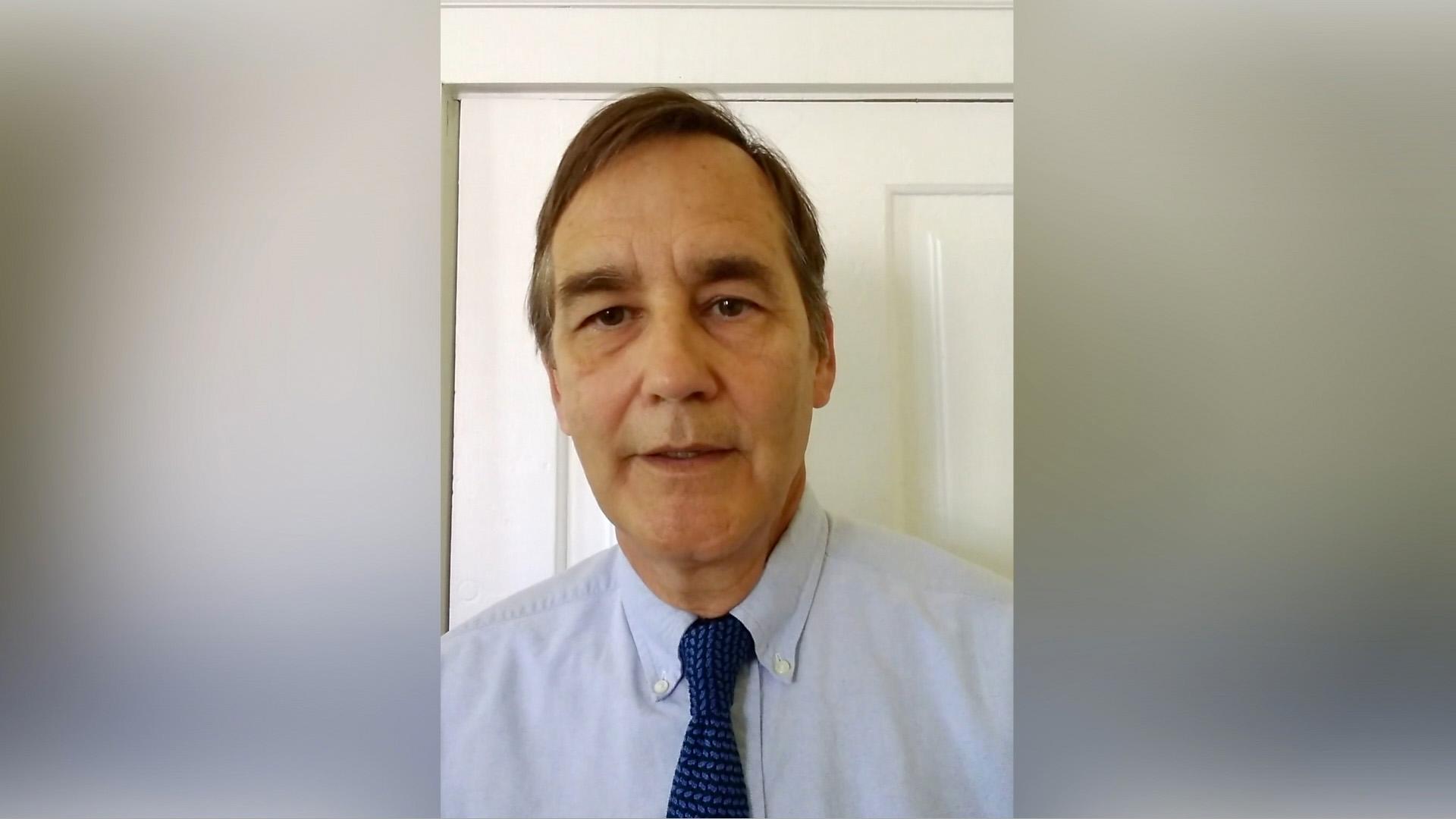 Dr. Patrick Roche Video Message