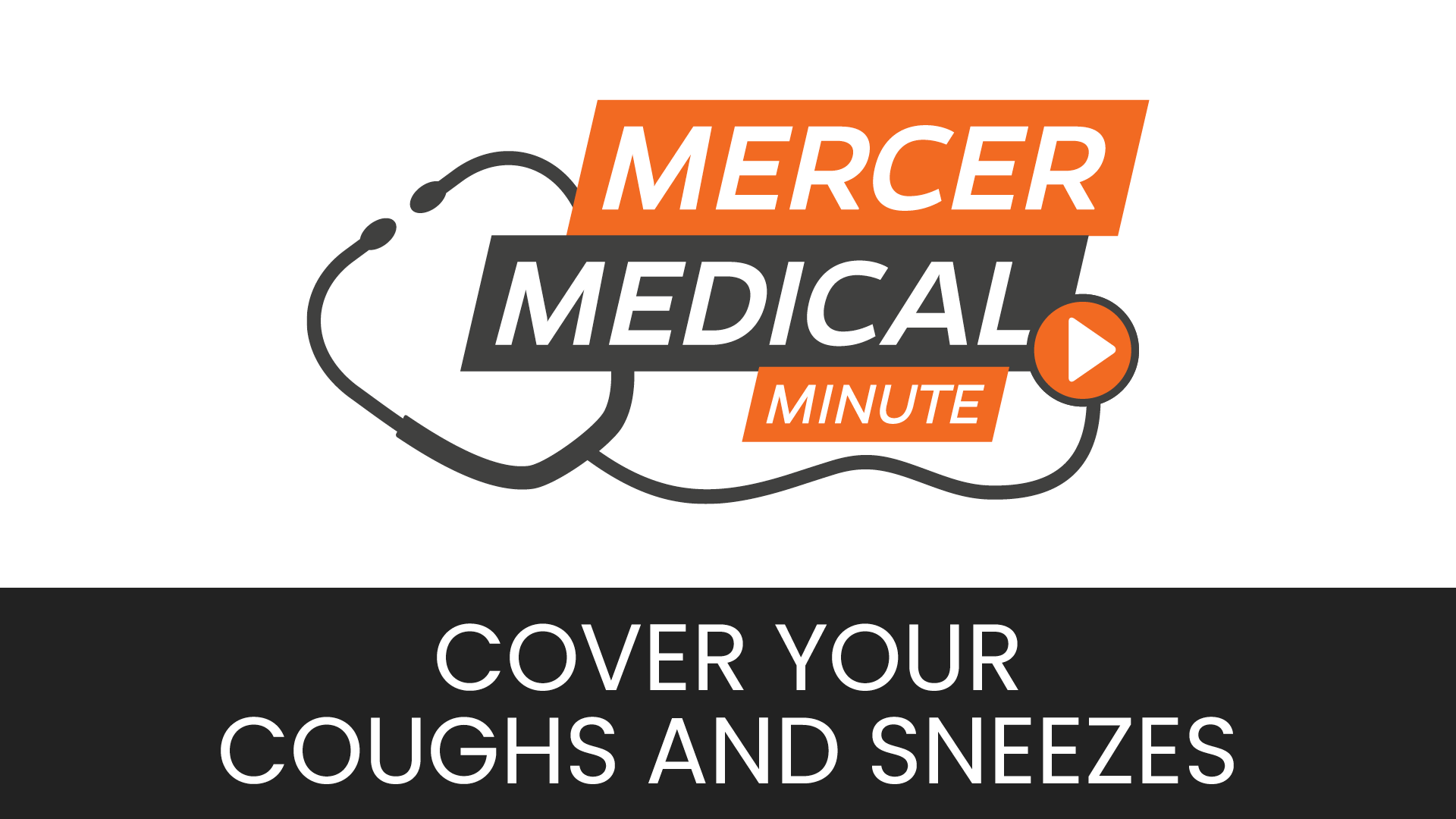 Coughs and Sneezes Video Thumbnail
